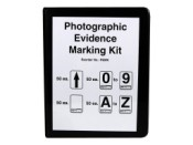 Photo Evidence Marking Kit