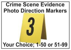 Crime Scene Evidence Photo Direction