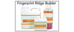 Fingerprinting Ridge Builder / Cleaner