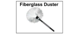 Fiberglass Dusters