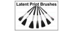 Latent Print Powder Brushes
