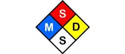 PMPSB-Silver Black Magnetic Fingerprint Powder MSDS