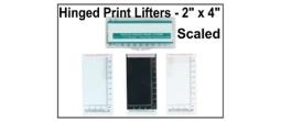 Hinged Print Lifters - 2