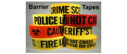 Barrier Tapes