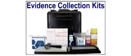 All of the Evidence Collection Kits