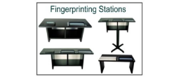 Fingerprinting Stations and Tabletop Fingerprinting Units