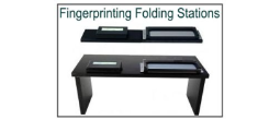 Folding Fingerprint Stations