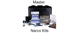 Master Narcotics Investigation Kit