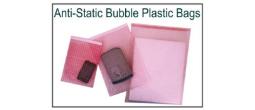 Anti-Static Bubble Plastic Bags
