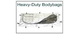 Body Bags - Heavy-Duty