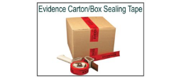 Evidence Carton/Box Sealing Tape