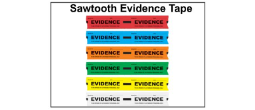 Security Tape - Sawtooth Write-On