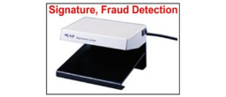 Fraud Detection and Signature Verification UV lamp