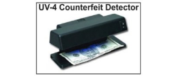 Model UV-4 Counterfeit Detector Unit