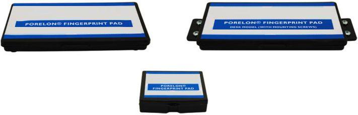 The Porelon Fingerprint Pads