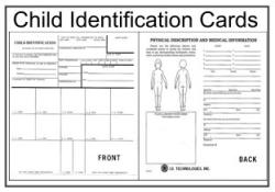 Child Identification Cards